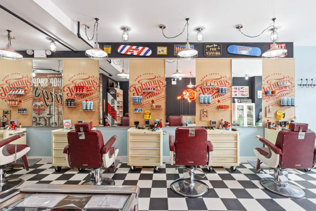 Tomak Group Barber Shop Chairs